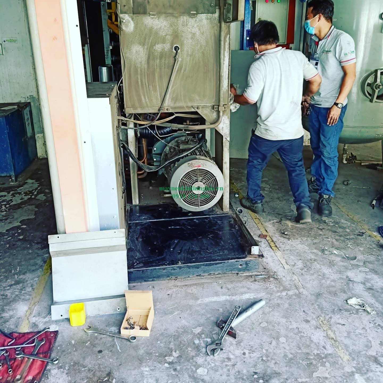 công ty chuyên sửa chữa máy nén khí giá rẻ