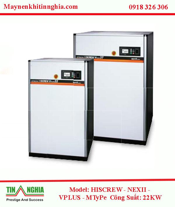 May-nen-khi-hitachi-model-hiscrew-next-II-Series-22kw-co-dau