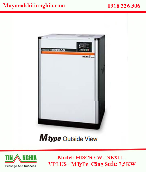 May-nen-khi-hitachi-model-hiscrew-next-II-Series-7.5kw-co-dau
