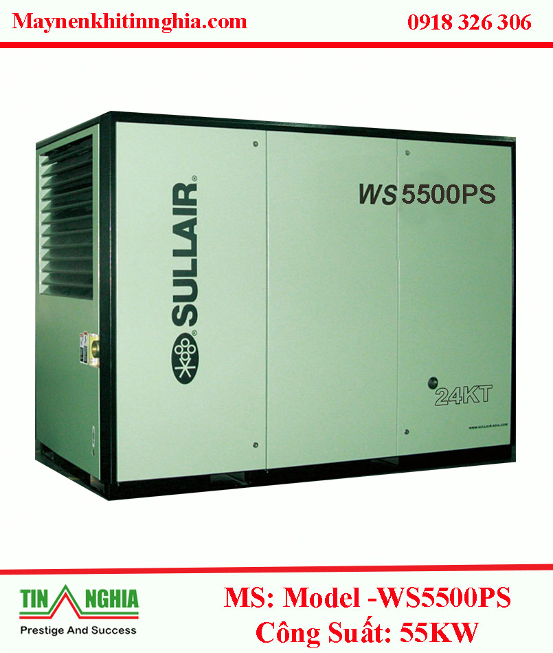 may nen khi sullair ms ws5500ps