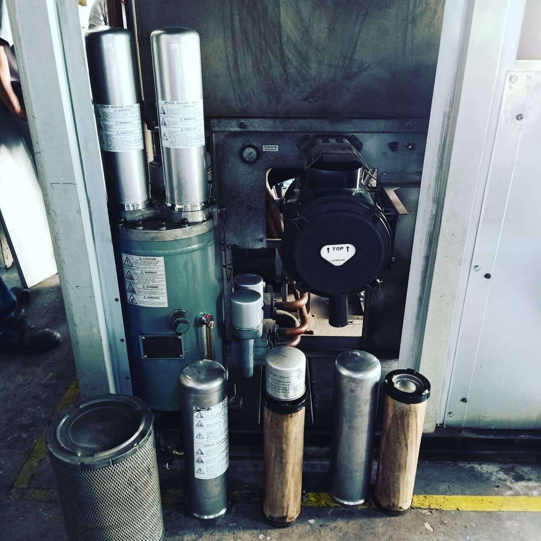 sữa chữa máy nén khí theo công suất