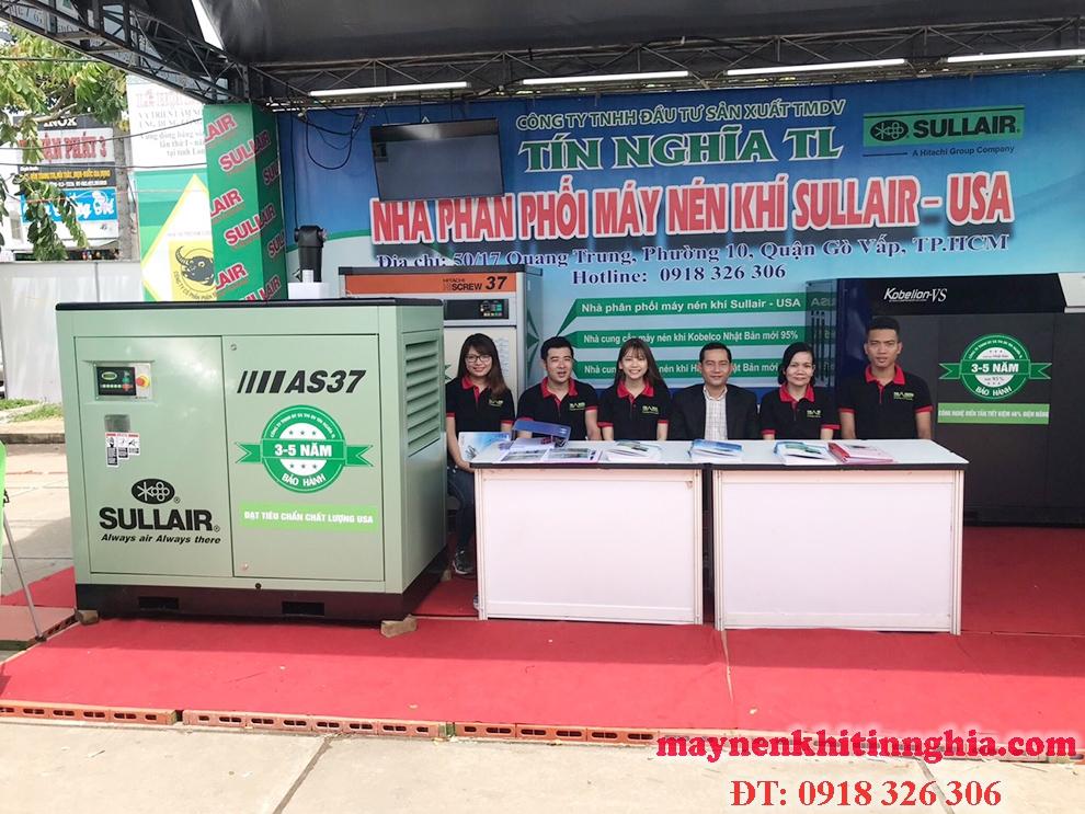 công ty sửa chữa máy nén khí