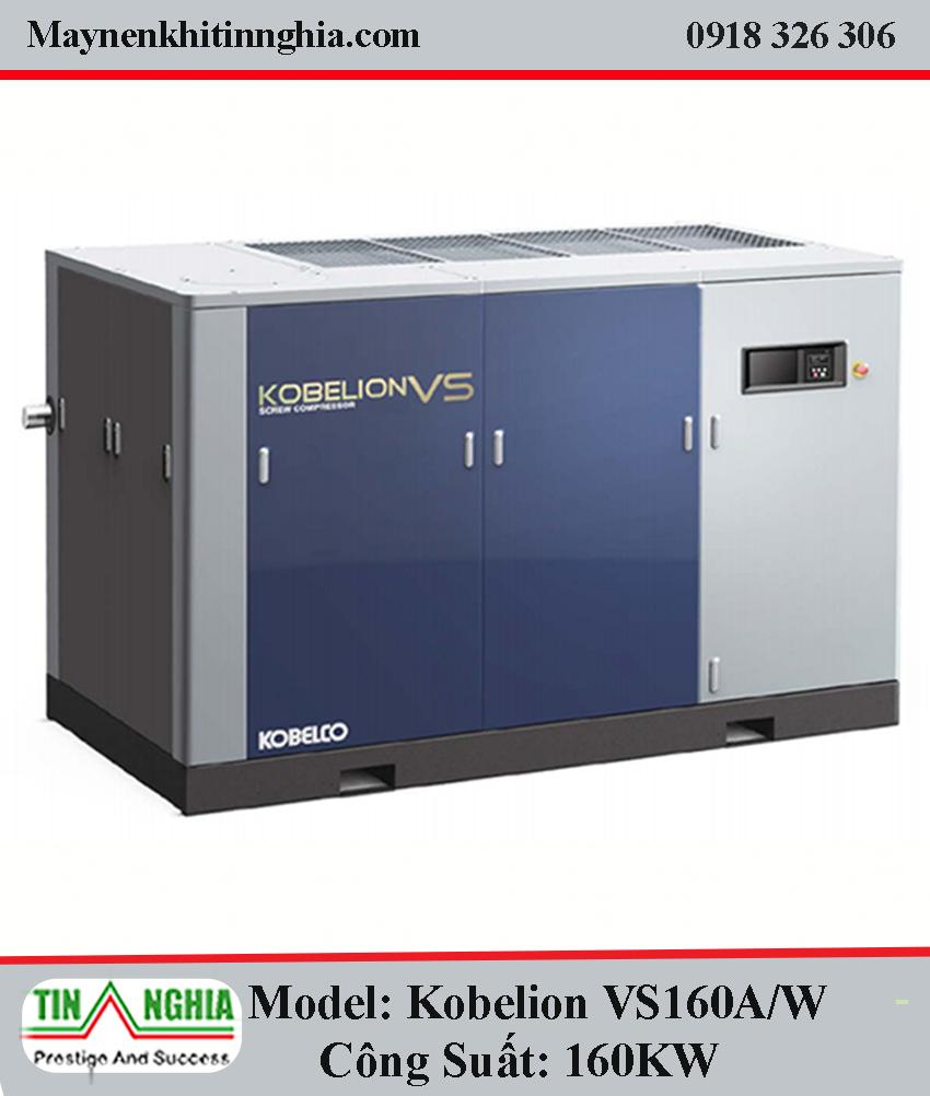 may nen khi kobelco model kobelion vs160a w