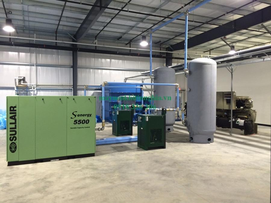 thuê máy nén khí có lợi gì