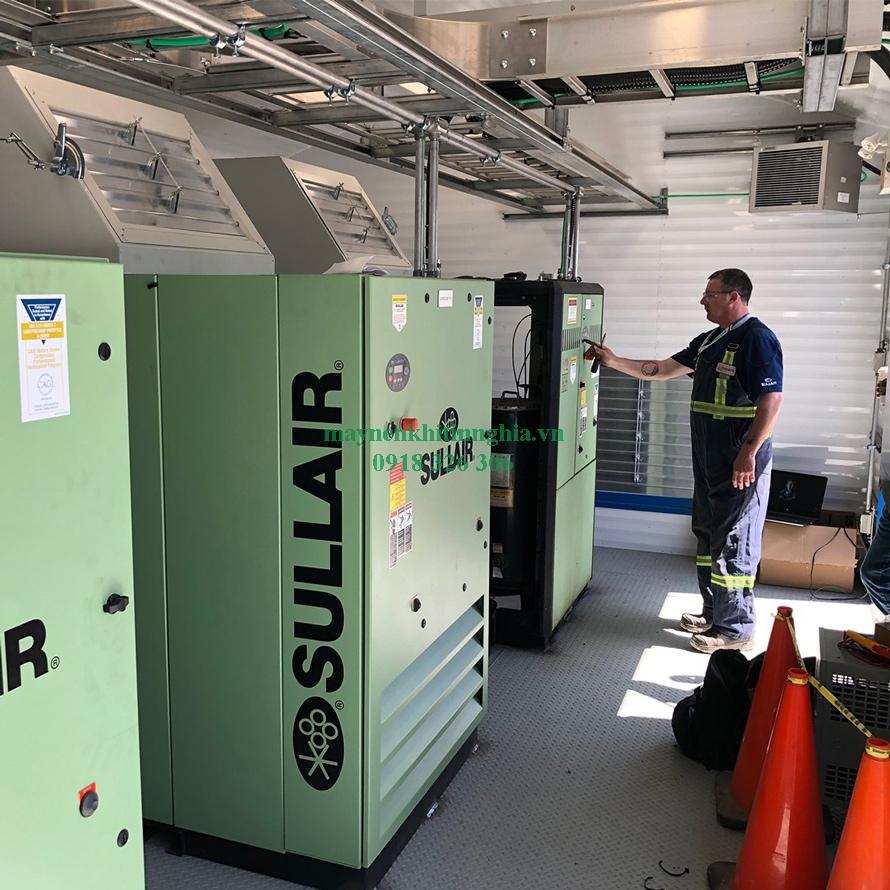 tư vấn mua máy nén khí cho khu công nghiệp nhà máy