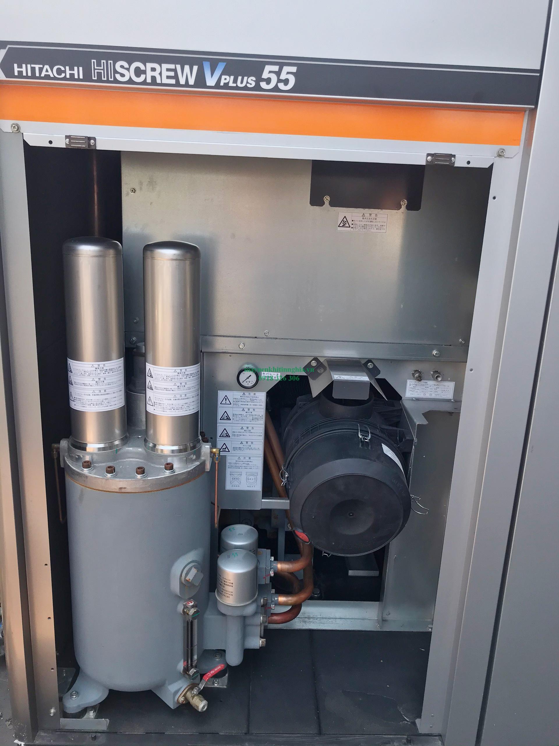 Công ty chuyên cung cấp máy nén khí hitachi