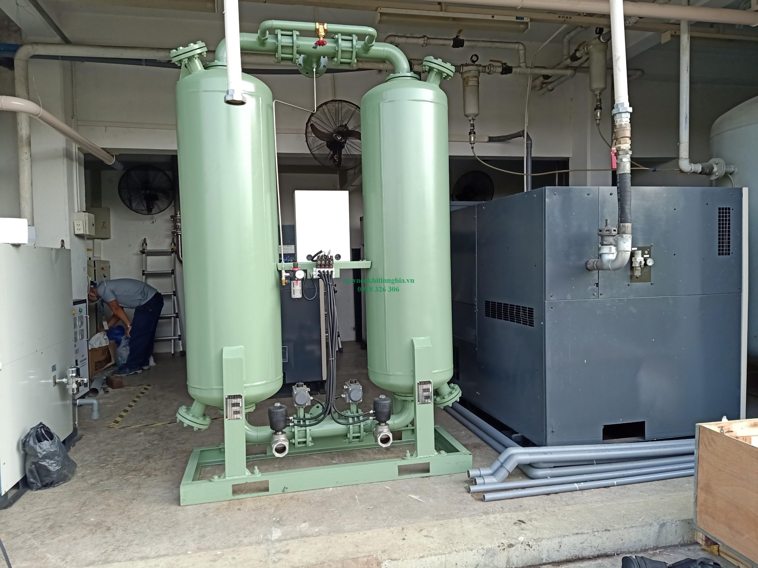 máy sấy khí công nghiệp là gì, nơi bán giá bán