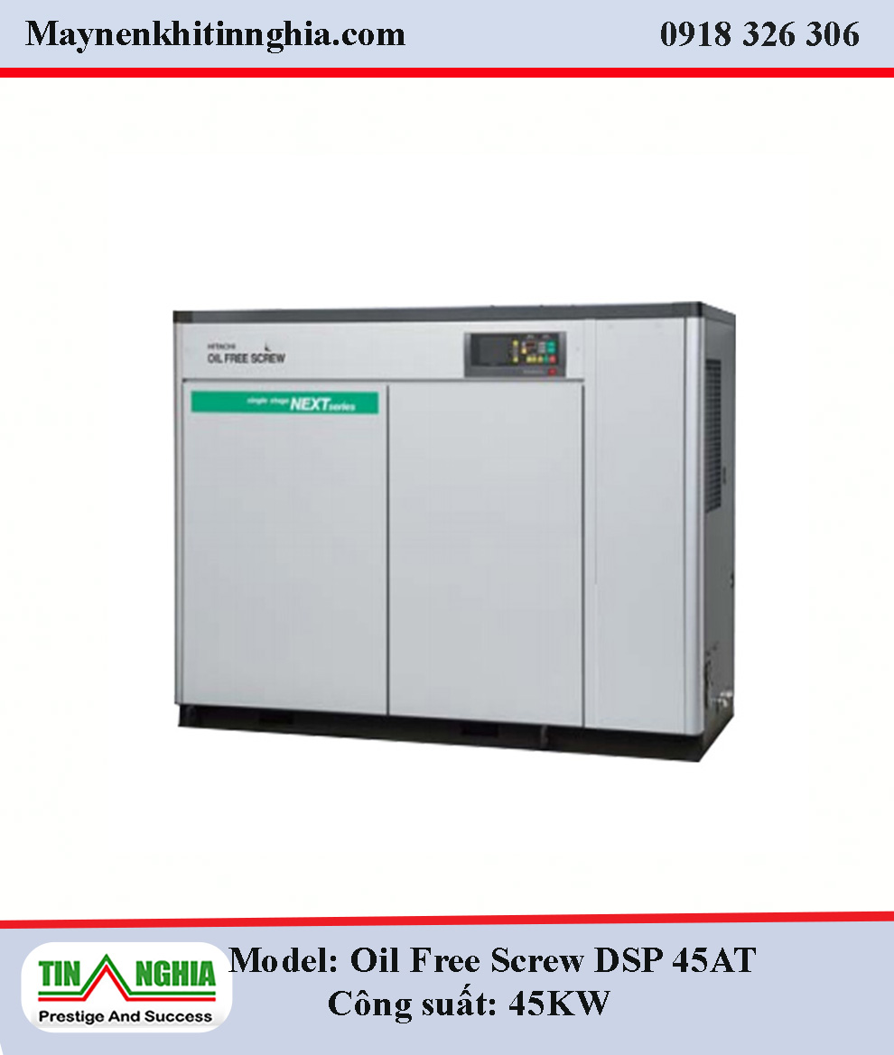 Hitachi-Oil-Free-Screw-DSP45AT-45KW-truc-vit-khong-dau-2