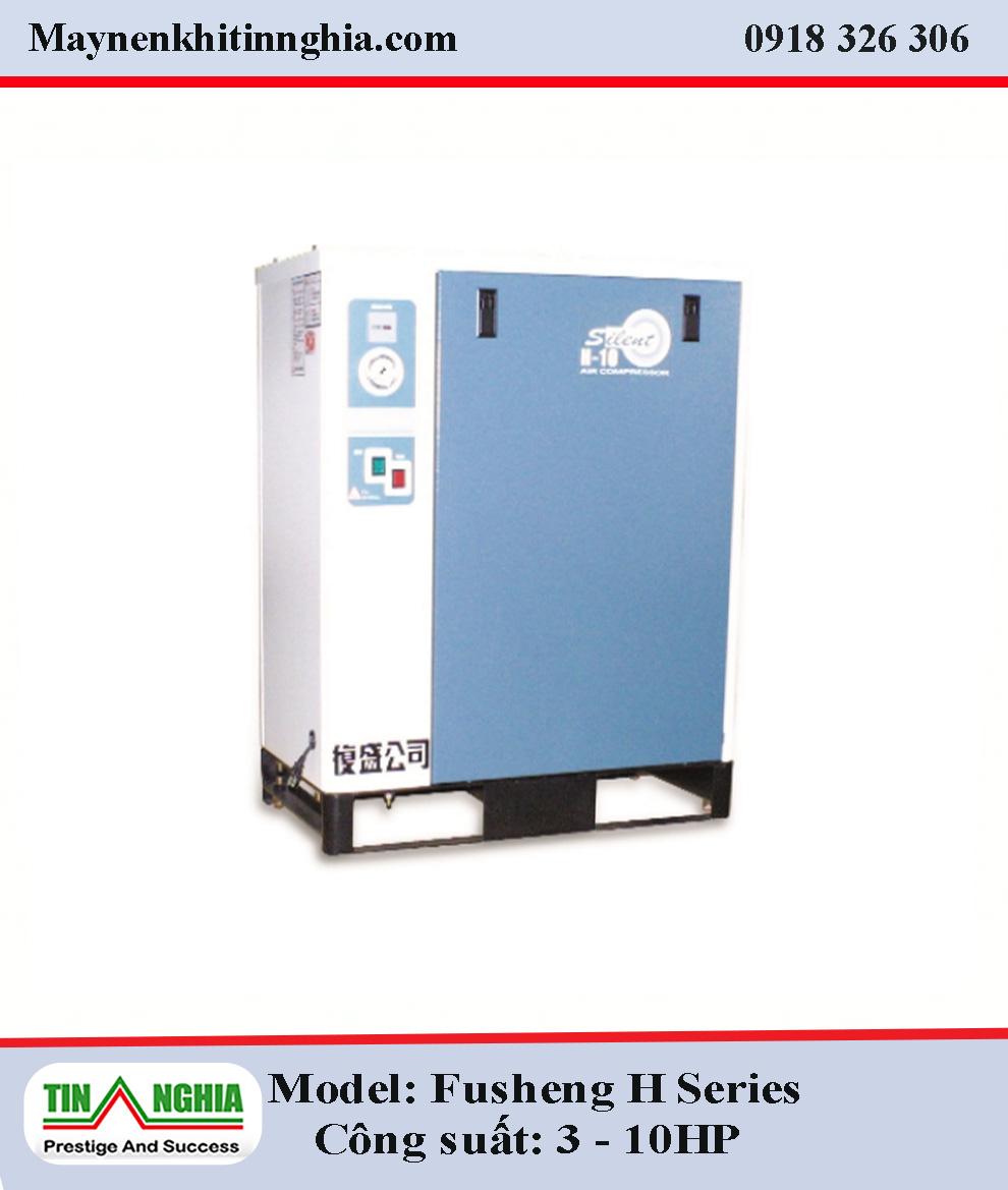 Fusheng-H-Series-cong-suat-3-10HP-truc-vit-co-dau