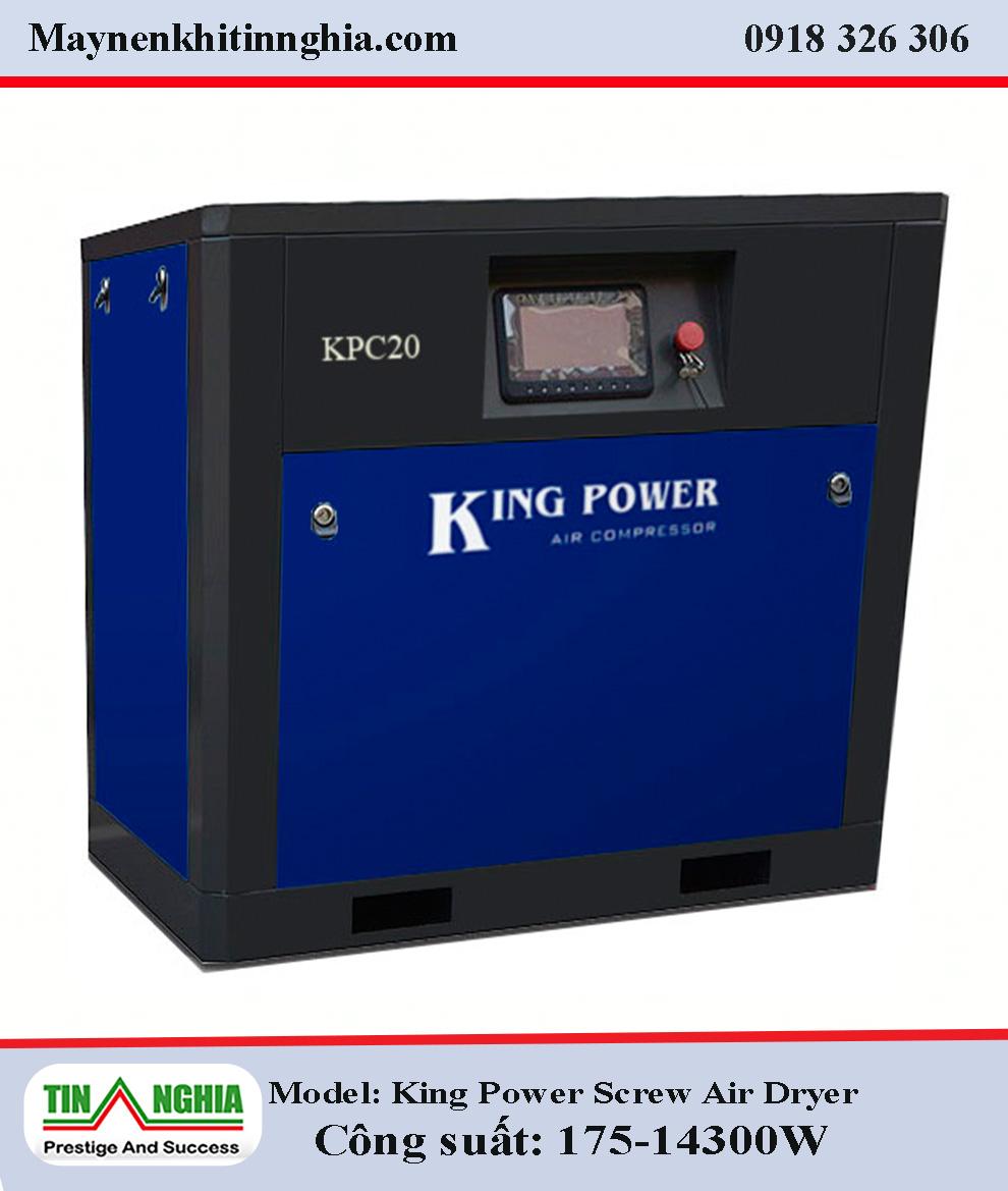 may-nen-khi-King-Power-cong-suat-175-14300W-Air-Dryer